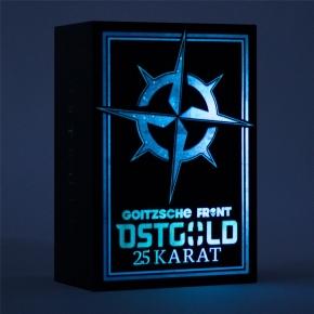 GOITZSCHE FRONT Ostgold - 25 Karat LIMITED BOXSET 2021 (VÖ 10.09)