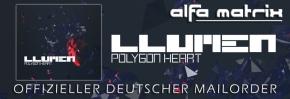 LLUMEN Polygon Heart CD Digipack 2021 (VÖ 18.06)