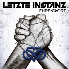 LETZTE INSTANZ Ehrenwort LIMITED LP GATEFOLD CLEAR BLUE VINYL 2021 (VÖ 29.10)