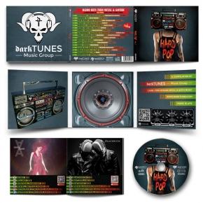 HARD POP VOL.1 CD Digipack 2021 (Dust In Mind OMNIMAR Auger)