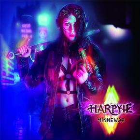 HARPYIE Minnewar LIMITED CD FANBOX 2021