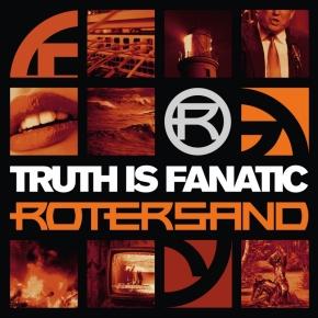 ROTERSAND Truth Is Fanatic LIMITED 2LP NEON ORANGE VINYL 2021 (VÖ 29.10)