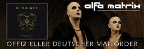 SIVA SIX DeathCult CD Digipack 2021 (VÖ 19.11)