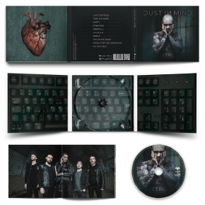 DUST IN MIND CTRL LIMITED CD Digipack 2021 (VÖ 19.11)