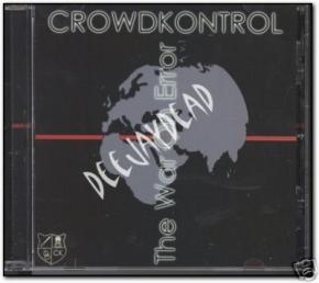CROWDKONTROL The War On Error v.1 CD 2007
