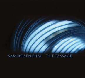 SAM ROSENTHAL The Passage CD Digipack 2012 Black Tape For A Blue Girl