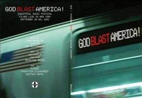God Blast America! DVD 2012 DER BLUTHARSCH Genocide Organ DEUTSCH NEPAL