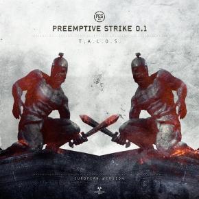 PREEMPTIVE STRIKE 0.1 T.A.L.O.S. CD 2012 TALOS