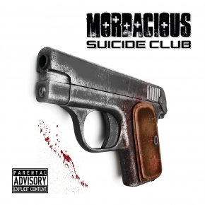MORDACIOUS Suicide Club CD 2012