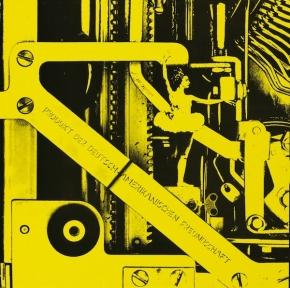 D.A.F. Ein Produkt der Deutsch-Amerikanischen Freundschaft LP VINYL 2012 DAF
