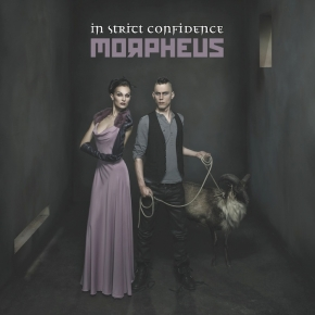 "IN STRICT CONFIDENCE Morpheus 12"" VINYL 2012"