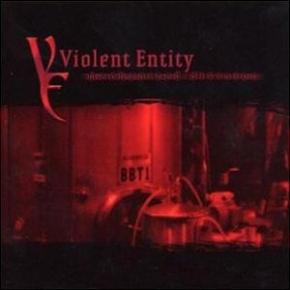 VIOLENT ENTITY Mechanized Division CD 2004