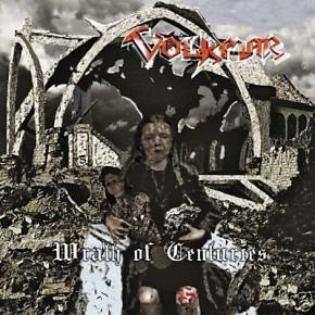 VOLKMAR Wrath Of Centuries CD 2009