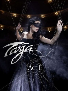 TARJA Turunen (ex-Nightwish) Act 1 2DVD 2012
