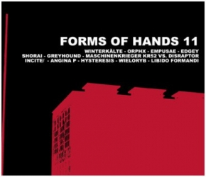 FORMS OF HANDS 11 CD 2011 HANDS WINTERKÄLTE EMPUSAE
