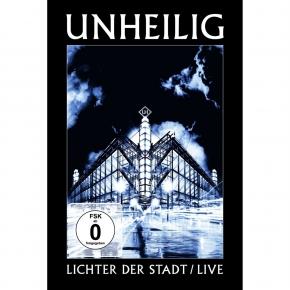 UNHEILIG Lichter der Stadt / Live 2DVD 2012