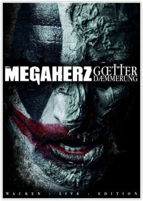 MEGAHERZ Götterdämmerung - Live At Wacken 2012 DVD+CD Digipack Deluxe Edition (VÖ 16.11)