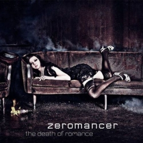 ZEROMANCER The Death Of Romance CD Digipack 2010