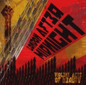 LONDON AFTER MIDNIGHT Violent Acts Of Beauty CD LIMITED CD (Metropolis Records)