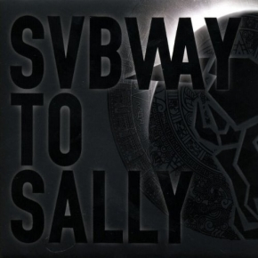 SUBWAY TO SALLY Schwarz In Schwarz CD 2011