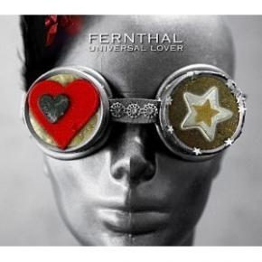 FERNTHAL UNIVERSAL LOVER LTD.2CD Digipack 2011 Rotersand DOPE STARS
