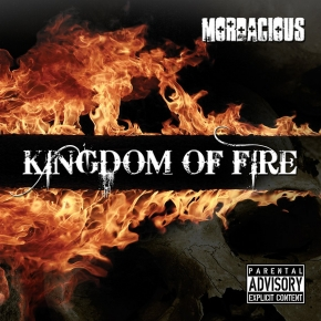 MORDACIOUS Kingdom Of Fire CD 2013