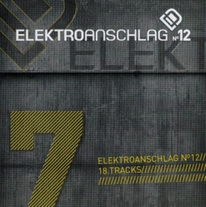 ELEKTROANSCHLAG 7 CD LTD.500 Tzolk'in BAD SECTOR
