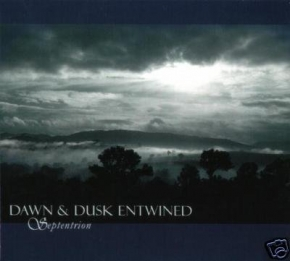 DAWN & DUSK ENTWINED Septentrion CD Digipack 2007