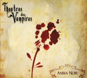 THEATRES DES VAMPIRES Anima Noir CD 2008