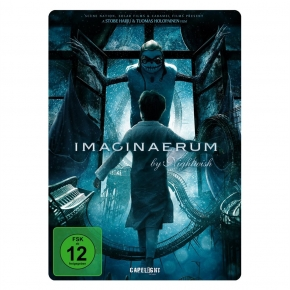 Imaginaerum by Nightwish (Limited Steelbook DVD) 2013
