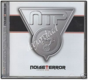 NOISE TERROR 1 CD 2006 Unter Null DAWN OF ASHES Dioxyde