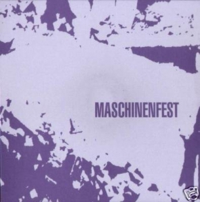 MASCHINENFEST 2006 2CD Hypnoskull P.A.L Geistform ASCHE
