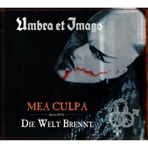 UMBRA ET IMAGO Mea Culpa CD Neuauflage + Die Welt Brennt DVD 2013