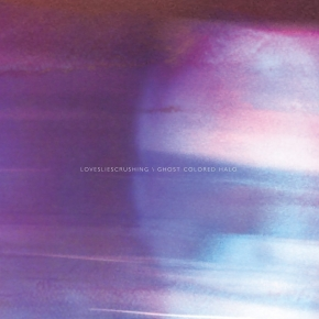 LOVESLIESCRUSHING Ghost Colored Halo CD Digipack 2013 LTD.500