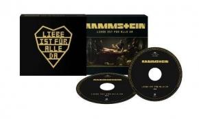 RAMMSTEIN Liebe Ist für Alle Da (Special Edition) 2CD 2009 (EAN 602527195148)