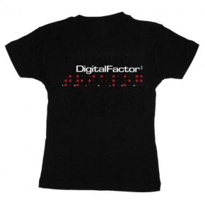 DIGITAL FACTOR Trialog Girlie-SHIRT
