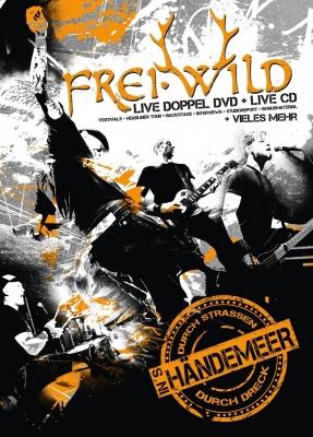FREI.WILD Händemeer 2DVD+CD DigiBook 2011