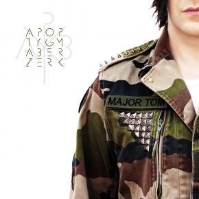 APOPTYGMA BERZERK Major Tom EP (2nd Edition) CD 2013