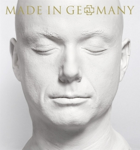 RAMMSTEIN Made In Germany 1995 - 2011 CD Digipack (Cover Paul)