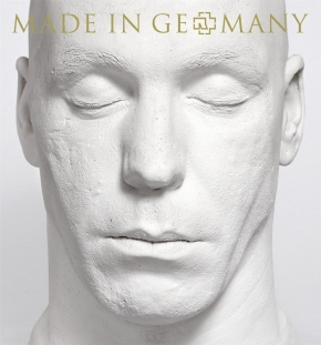 RAMMSTEIN Made In Germany 1995 - 2011 CD Digipack (Cover Till)