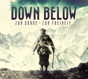 DOWN BELOW Zur Sonne – Zur Freiheit LIMITED 2CD Digipack 2013