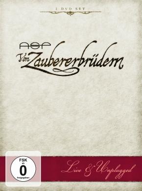 ASP Von Zaubererbrüdern - Live und unplugged 2 DVD 2013