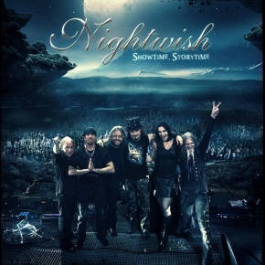 NIGHTWISH Showtime, Storytime 2CD Digipack 2013